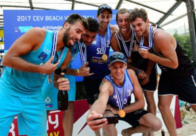 CEV Beach Volleyball Satellite