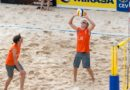 Spielplan/timetable CEV Youth Continental Cup